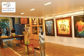 Artequest Art Gallery (AAG)